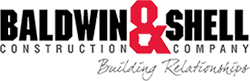 baldwin and shell logo